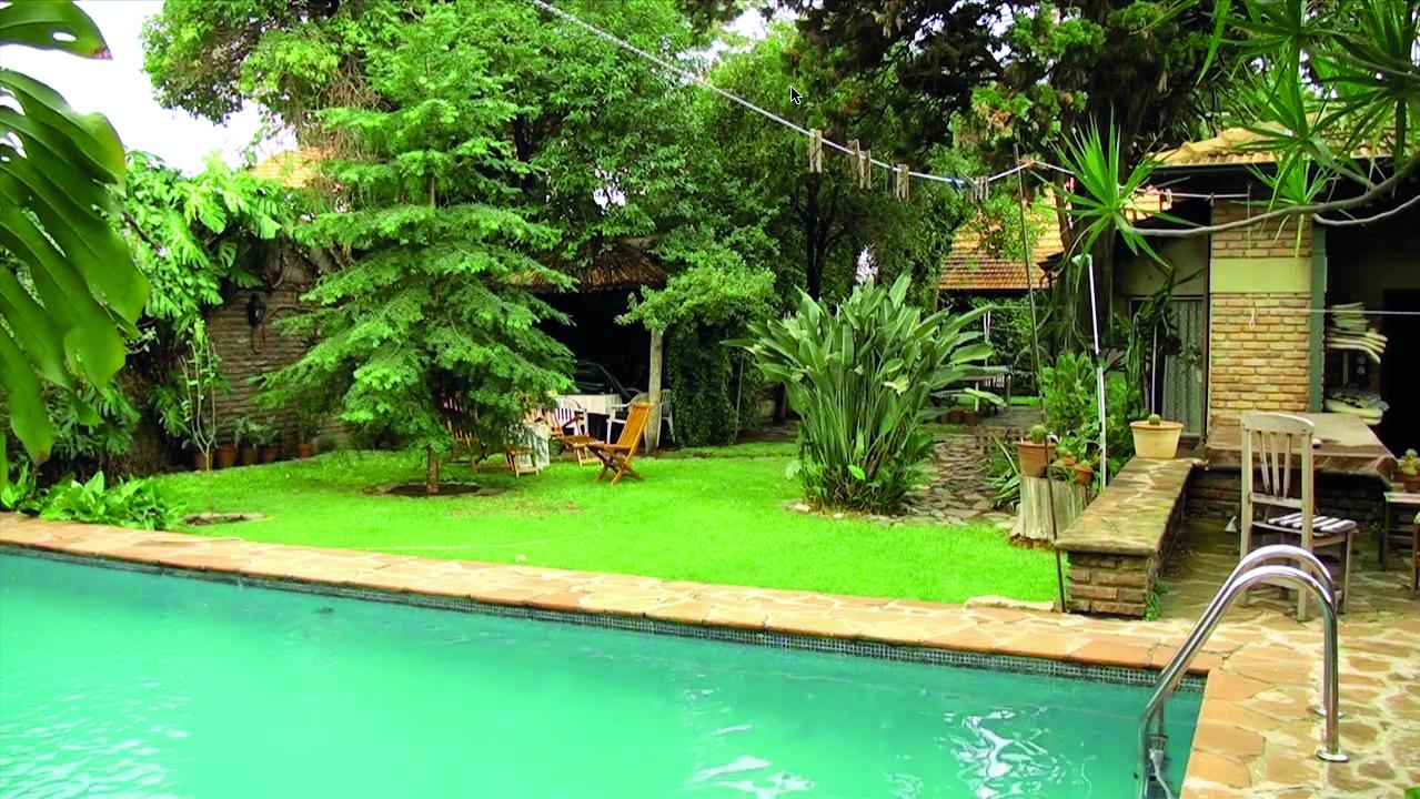 Der Argentinische Garten