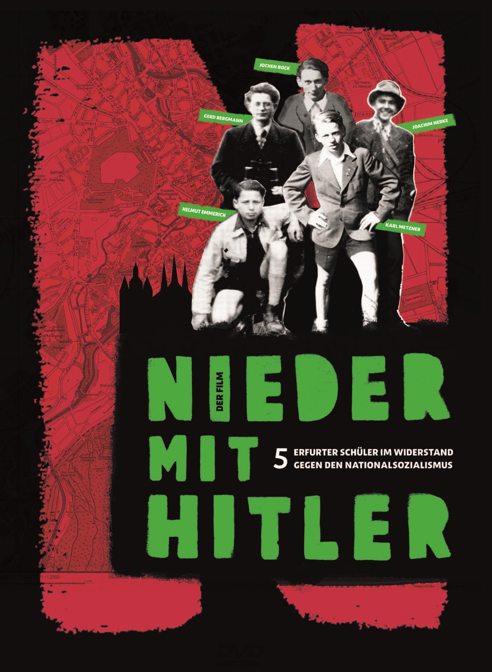 Nieder mit Hitler