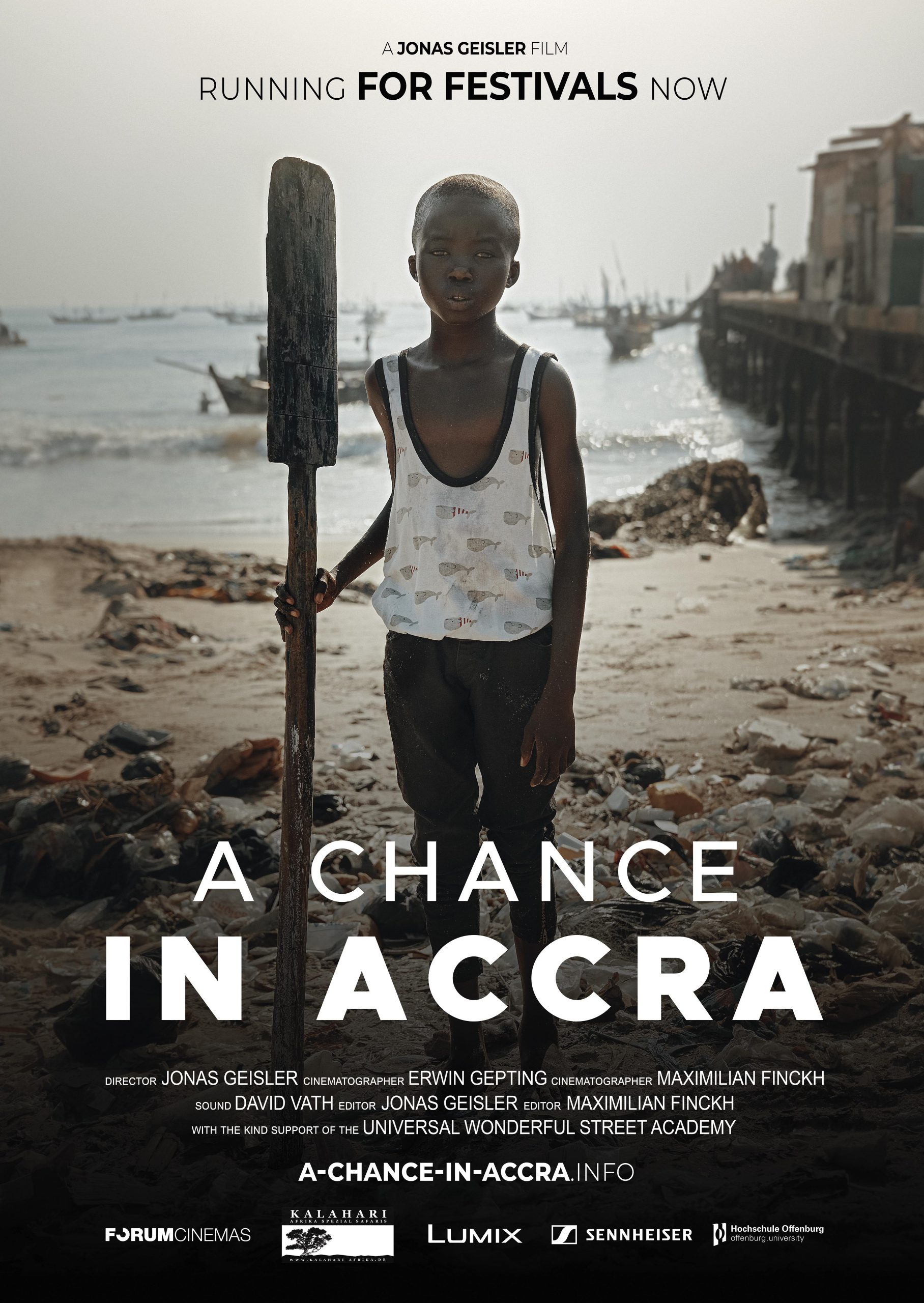 A Chance in Accra