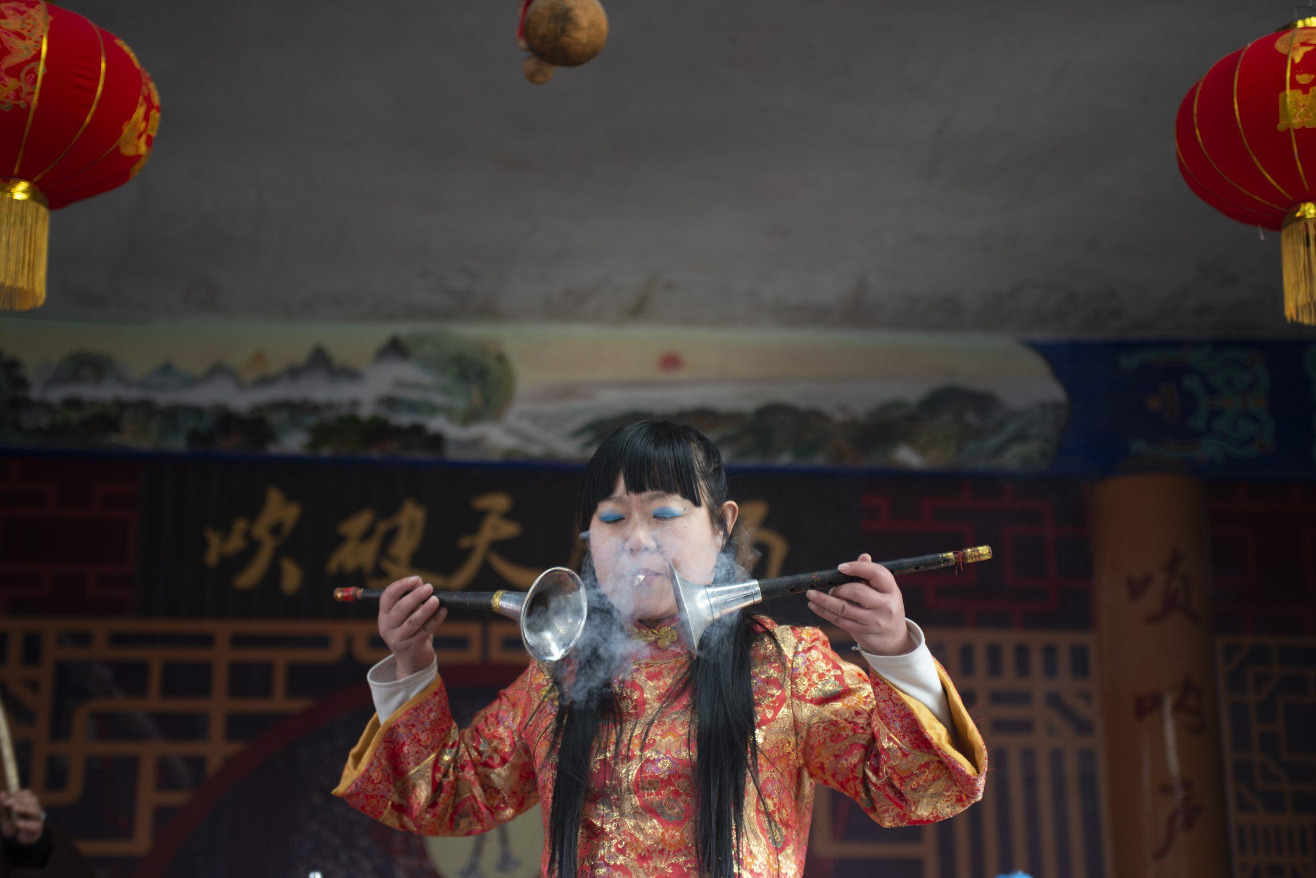 Wuqiao Circus