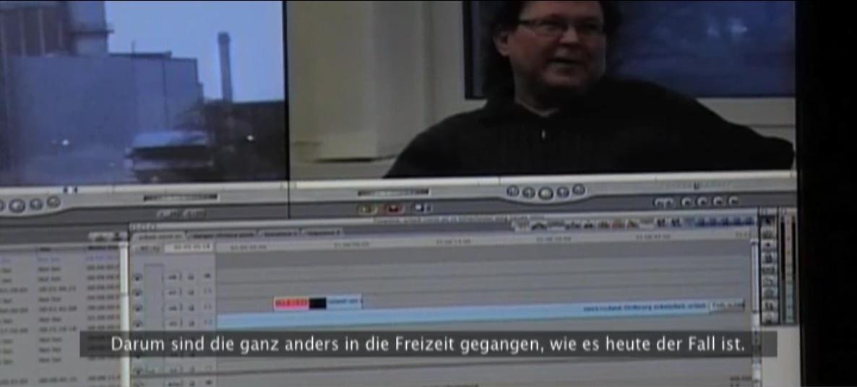 EINE UMWANDERUNG ENTLANG DES BITTERFELDER WEGES. ÜBER UMWEGE.