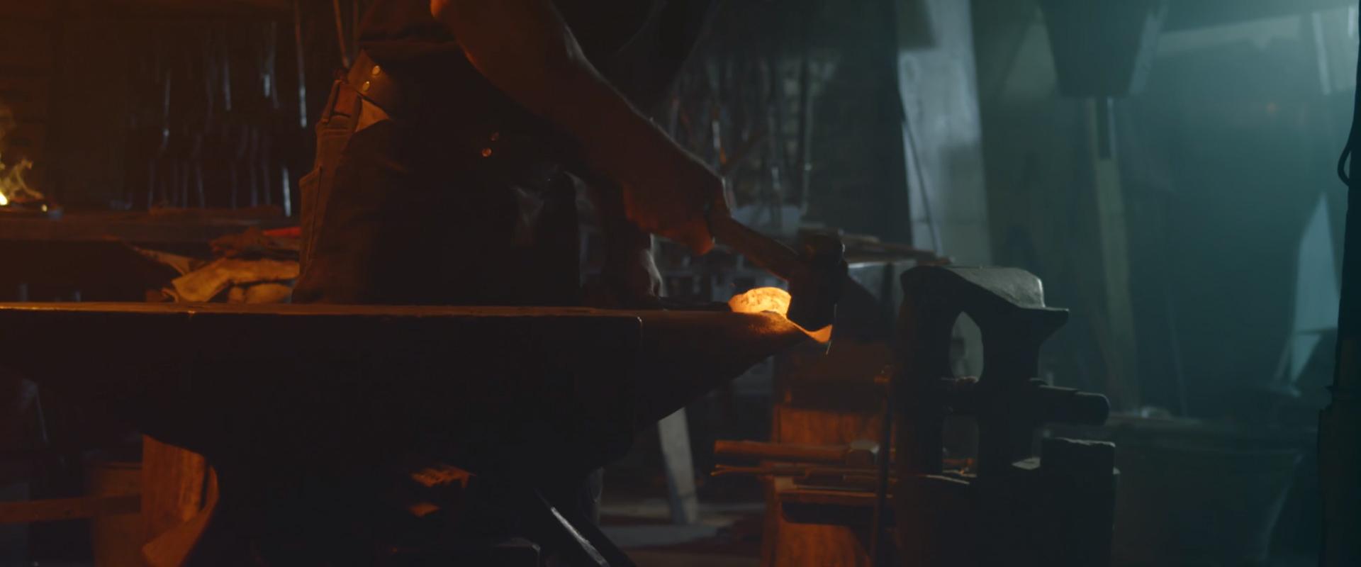 Crooked Iron