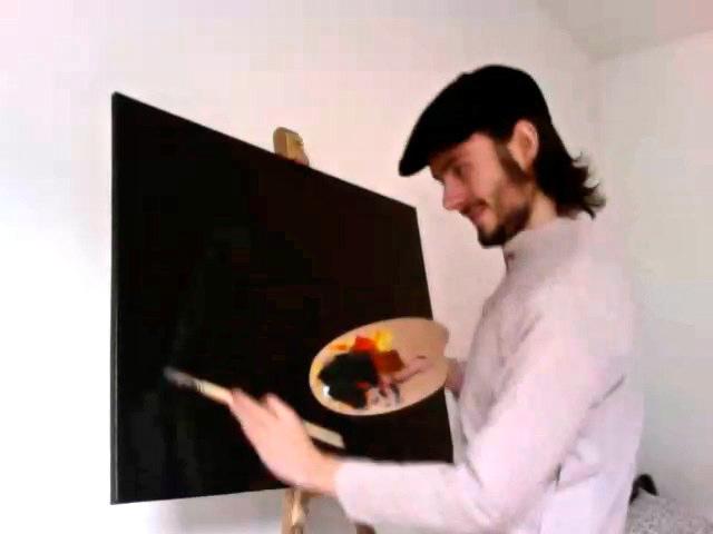 Das Leben eines Künstlers