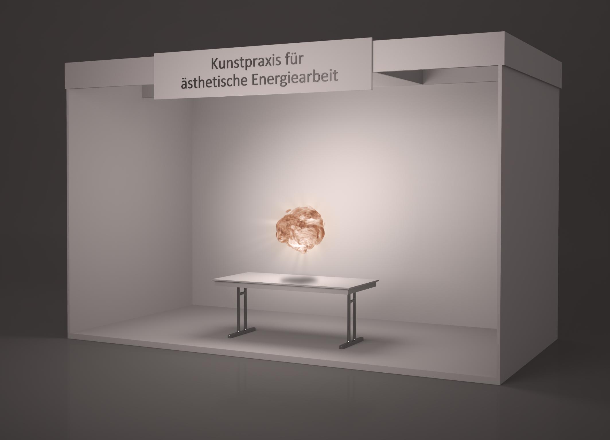 Kunstpraxis für ästhetische Energiearbeit