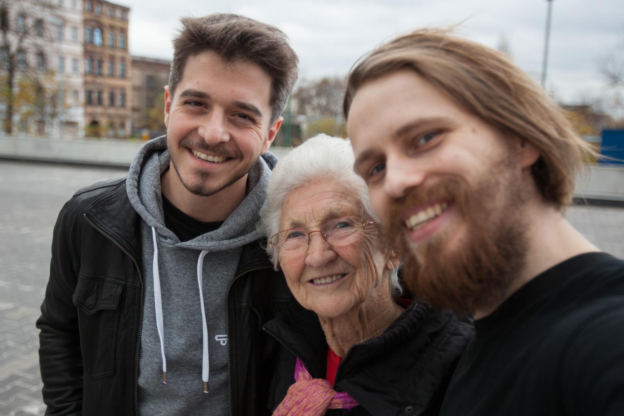 turning 90