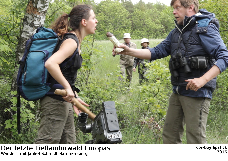 Der letzte Tieflandurwald Europas (Wandern mit Jankel Schmidt-Hammersberg)