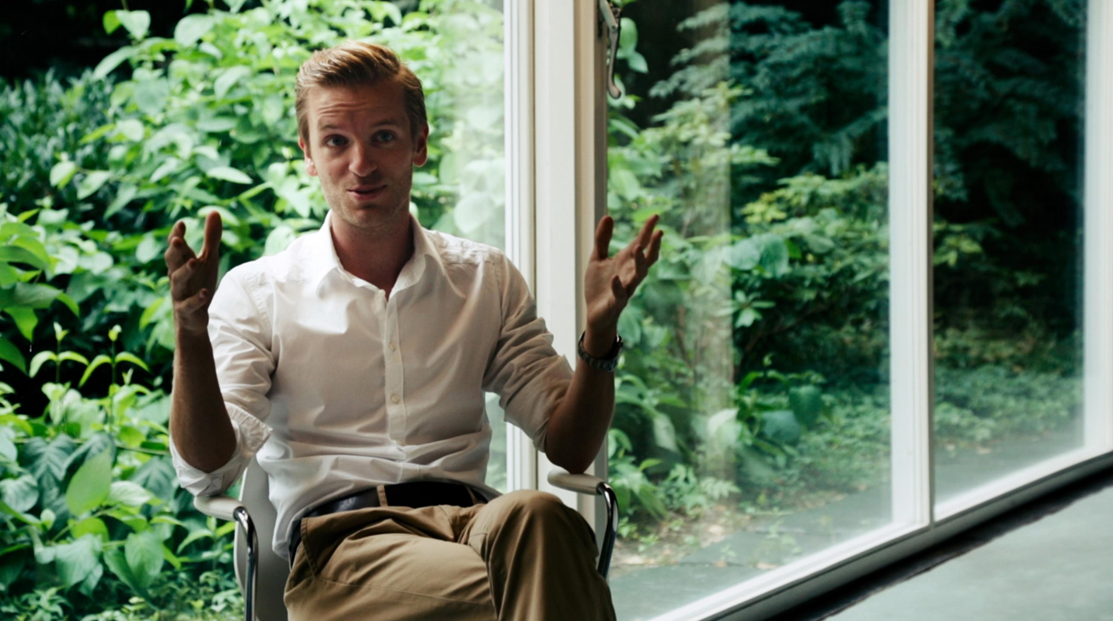 Moritz Winnebrock – ein moderner Waffenproduzent