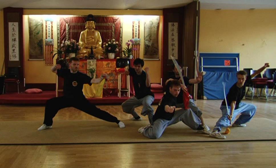 Shaolin Kampfkünste – in der westlichen Welt –