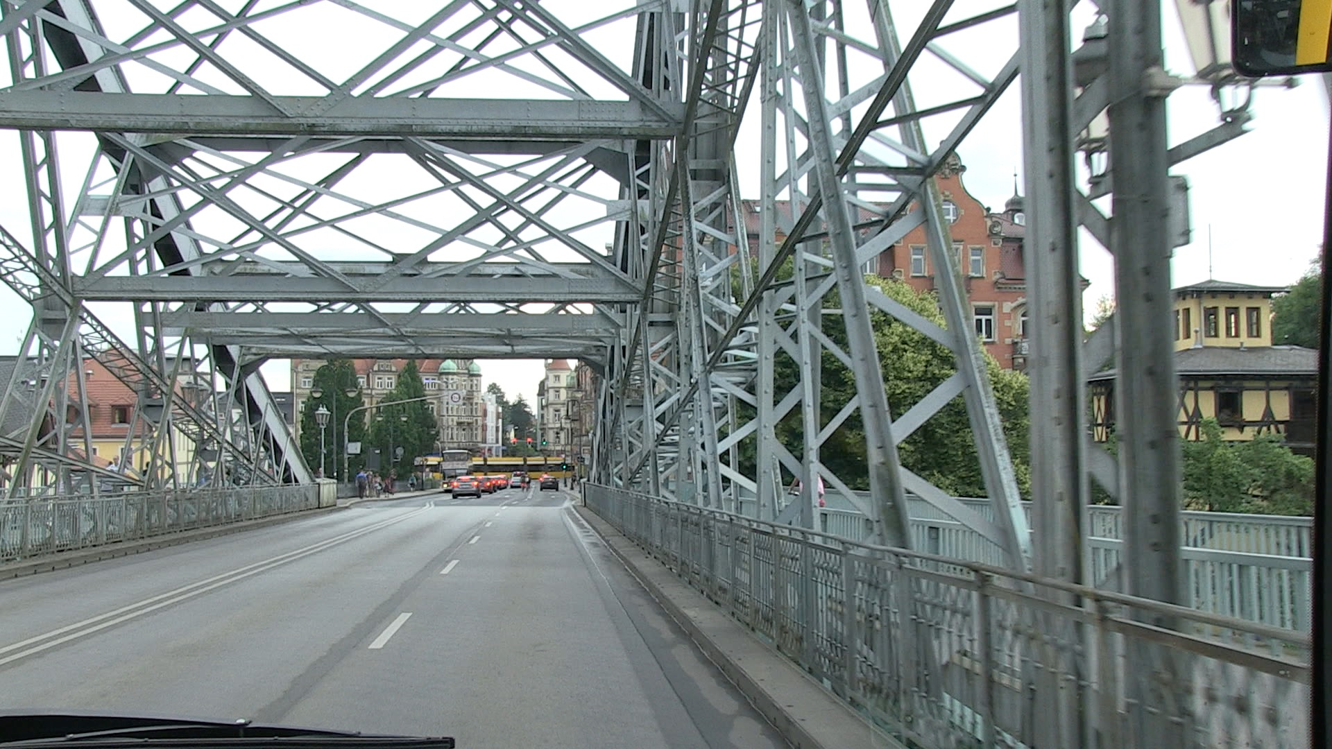 Reise nach Dresden