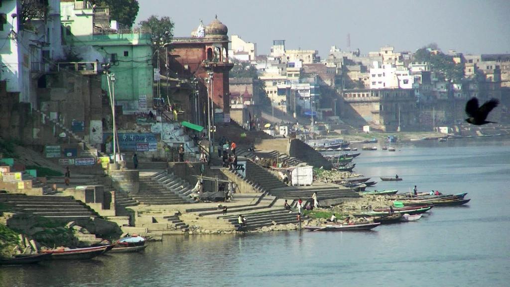 Ankunft & Aufbruch in Benares