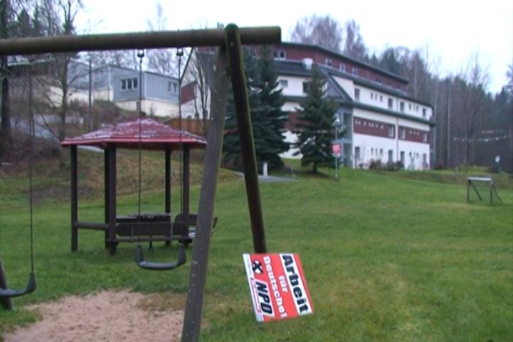 Asylheim =  ein zu Hause ?