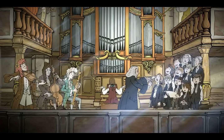 Singen, Beten, Halleluja – Eine kurze Zeitreise zu Johann Sebastian Bach und den Thomanern