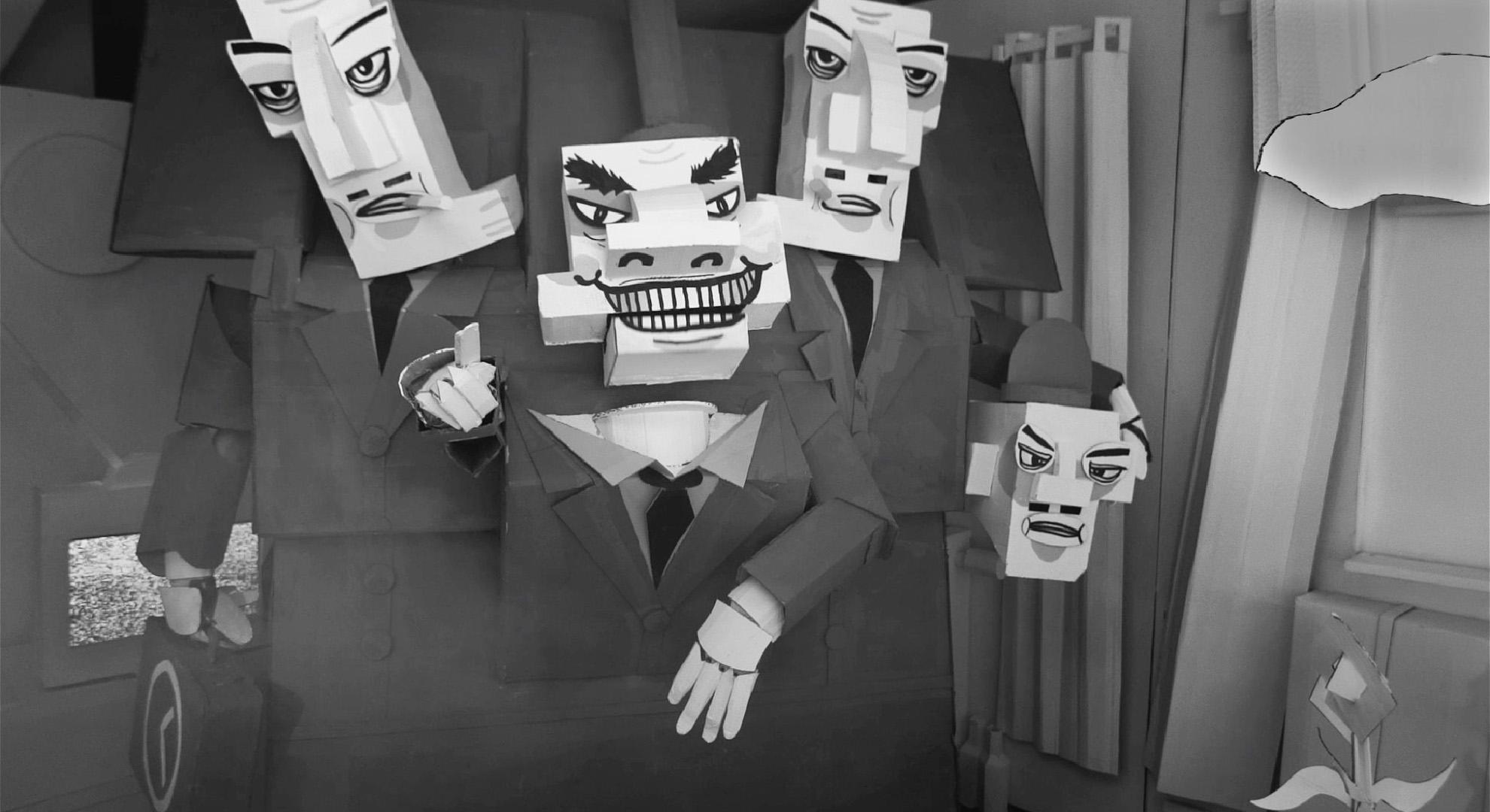 Die Grauen Herren
