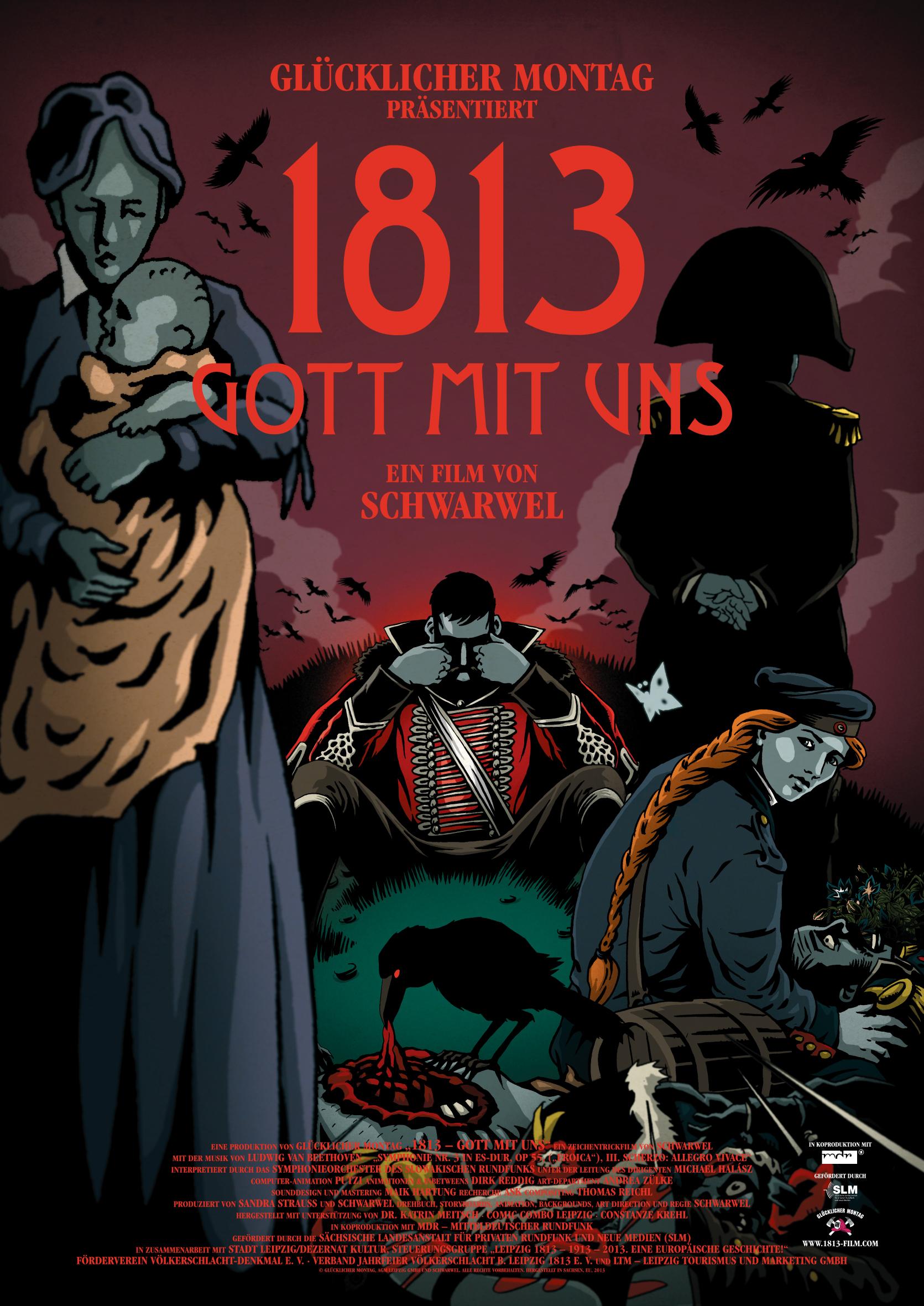 1813 – Gott mit uns