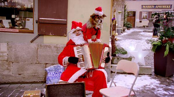 Bekenntnisse des Weihnachtsmanns