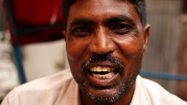 Saleem – Rickshaw Driver in Delhi