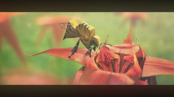 The Fantastic Love of Beeboy & Flowergirl